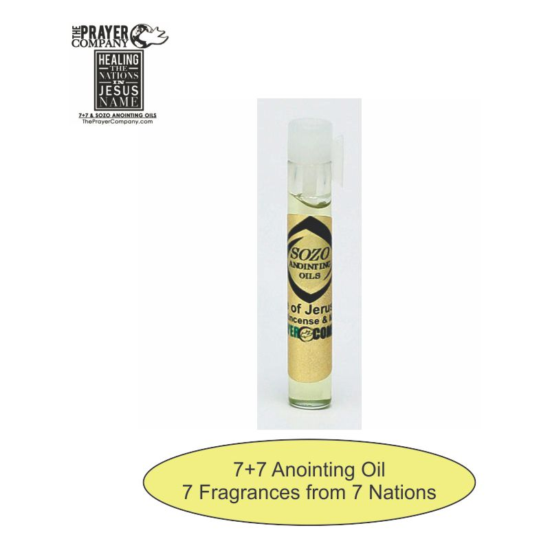 7+7 Anointing Oil - Vial