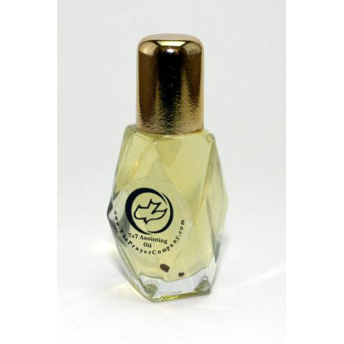 Anointing Oil - 1/4oz Diamond Bottle