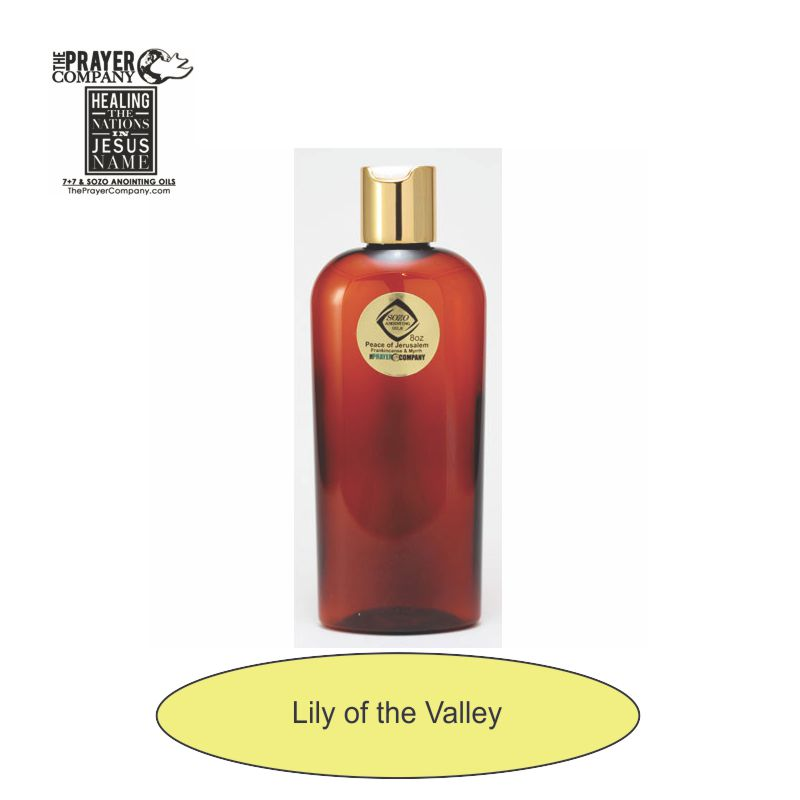 Lily of the Valley Oil - 8oz Bottle