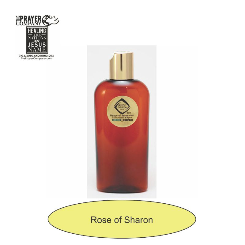 Rose of Sharon Oil - 4oz Bottle