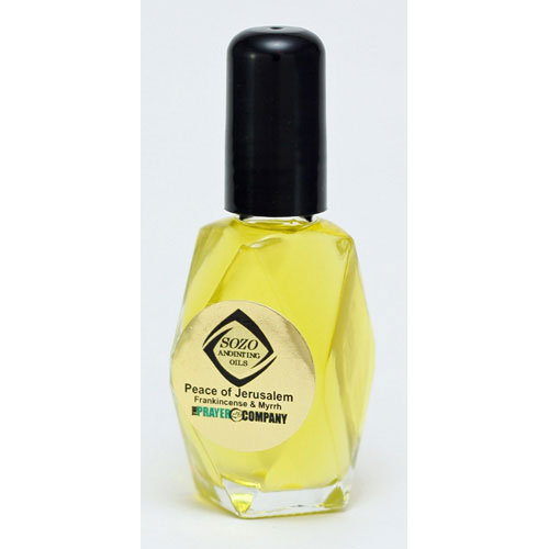 Anointing Oil - 1oz Diamond Bottle