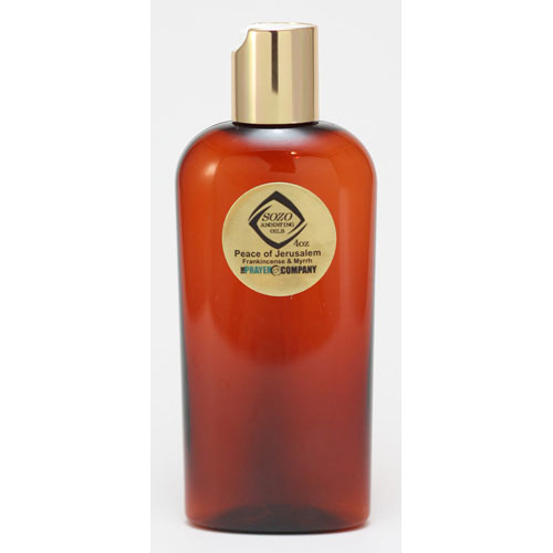Anointing Oil - 4oz Plastic Bottle