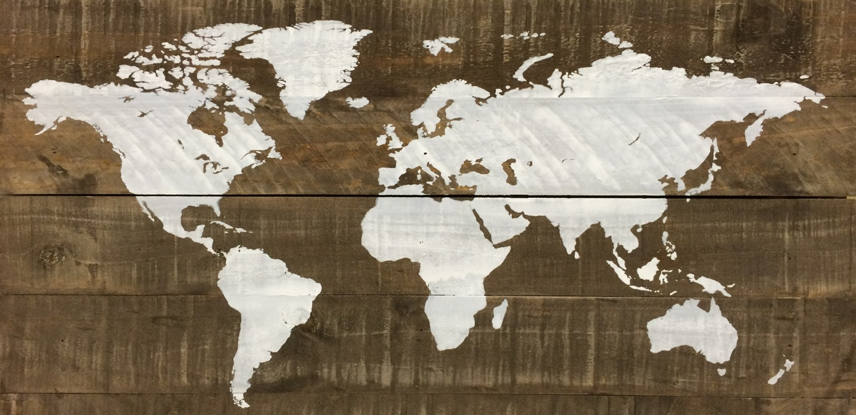 World Map backround 01